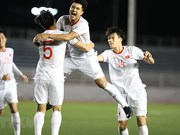 Vietnam beat Singapore 1-0 in SEA Games match