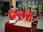 Exhibition proves Vietnam's sovereignty over archipelagos