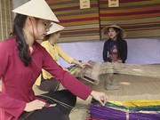 Young people enthusiastic about developing traditional crafts