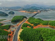 Ha Long- Van Don expressway to open to traffic later this month