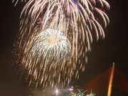 Fireworks light up Da Nang sky