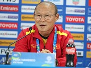 ASIAN Cup 2019: Press briefing ahead Vietnam-Iraq match