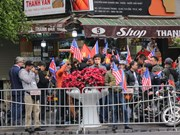 Hanoi welcomes DPRK Chairman