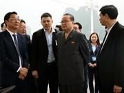 Workers' Party of Korea delegation visit Ha Long Bay