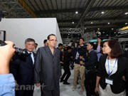DPRK Party delegation visit Vinfast factory