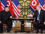 US President, DPRK Chairman meet for nuclear talks