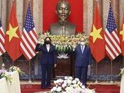 State leader meets US Vice President