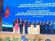 EVFTA propels forward Vietnam-EU economic development