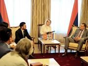 Billionair Minh promotes economic links between VN & European nations