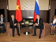 70th anniversary of Vietnam-Russia diplomatic ties