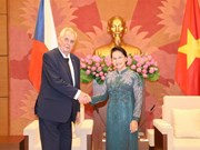 Vietnam, Czech Republic mark 70 years of diplomatic ties