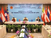 Unofficial meeting of young parliamentarians of AIPA