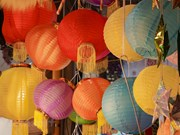 Hang Ma street bustling as Mid-Autumn festival nears