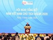 Vietnam's 2020 ASEAN Chairmanship reviewed