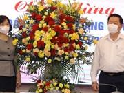 Congratulations to Vietnam News Agency on Revolutionary Press Day