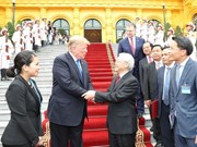 Vietnam, US overcome differences, join hands in building future