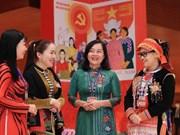Vietnam Women's Union turns 91 years old