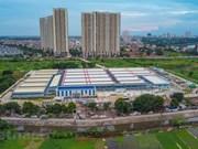 Hanoi to put 500-bed COVID-19 treatment hospital into operation