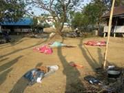 Nine Myanmar policemen die in Rakhine attack