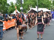 Gong Culture Festival attracts young performers