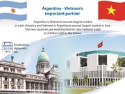 Argentina - Vietnam's important partner