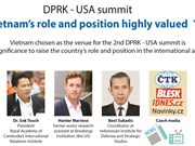 DPRK - USA summit: Vietnam's role and position highly valued