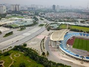 Work begins on F1 racetrack