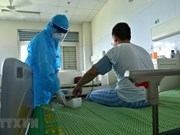 Six last COVID-19 patients treated at National Hospital for Tropical Diseases No.2