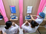 First human milk bank in northern Vietnam open