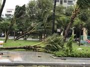 Storm Molave approaches central coastal provinces