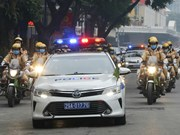 2021 National Traffic Safety Year launched