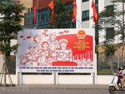 Hanoi welcomes National Assembly election day