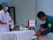 Covid-19 prevention on Truong Sa archipelago