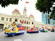 Vietnam ready for election day