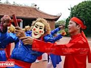 Artisan longs for preserving folk dance