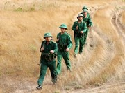 Vietnamese People's Army soldiers