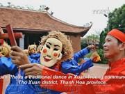 Xuan Pha folk dance
