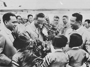 Photos of Prime Minister Pham Van Dong's DPRK visit in 1961
