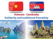 Solidarity and traditional friendship between Vietnam and Cambodia