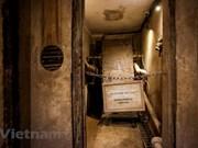 'Mysterious' bunker beneath Metropole hotel