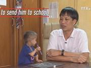 Teacher inspires desire for education