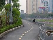 Hanoi's longest pedestrian street officially opens