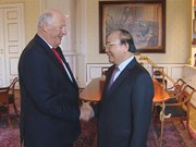 PM meets Norwegian King