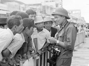 Vietnam News Agency photo-journalists and critical historical moments