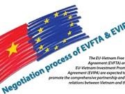 Negotiation process of EVFTA & EVIPA