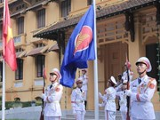 Flag-raising ceremony marks ASEAN foundation