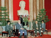 Vietnam, Germany mark 44th anniversary of diplomatic ties