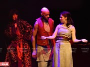 "French artists perform masterpiece ""Tale of Kieu"""