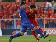 SEA Games 30: Vietnam draw with Thailand to earn semifinal berth