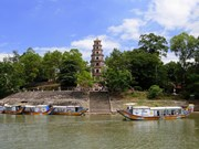 Thien Mu pagoda – oldest pagoda in former capital of Hue